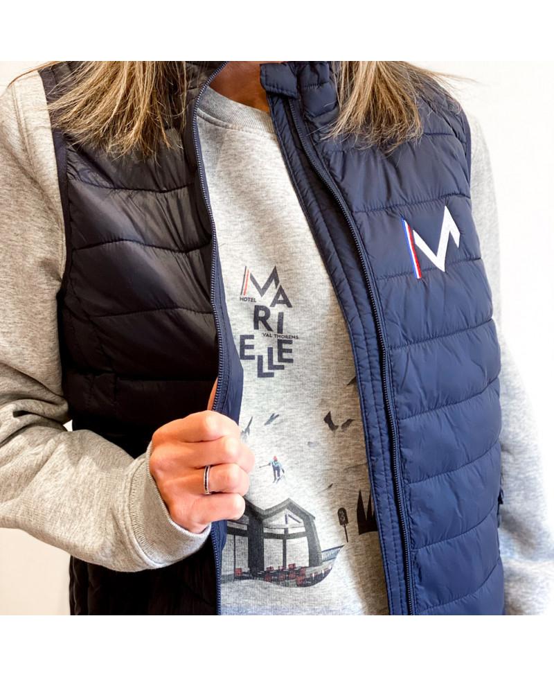 Marielle Navy Blue Jacket